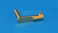 Gunsmith Bros STI Style Steel Slide Stop (Gold)