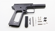 Gunsmith Bros STI- 1911 Square Trigger Guard Aluminum Frame(Black)